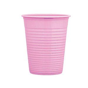 Bicchiere Cc 200        Pz 50 Festacolor Rosa Bibo