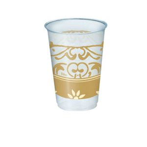 Bicchiere             Cc 230 Pz 10 Party Gold Bibo