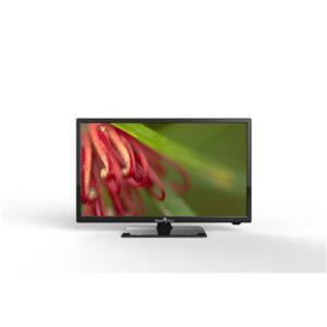 "Tv Led Smart-tech 24"" Wide Smt2419dhv1t1b1 Smart-tv Linux Dvb-t2/s2 Hd 1366x768 Black Ci Slot 3xhdmi 2xusb Vesa"